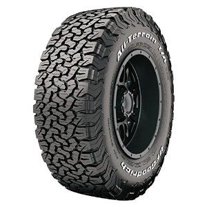 255/55 R18 Bf goodrich All Terrain KO2