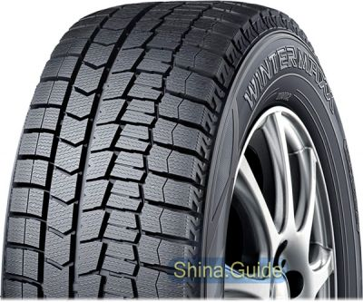 205 65 R15 DUNLOP WINTER MAXX WM02